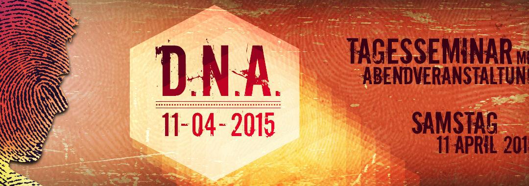 D.N.A.-Seminar & FACE 2 FACE
