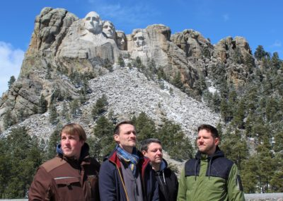 Mt. Rushmore 2.0