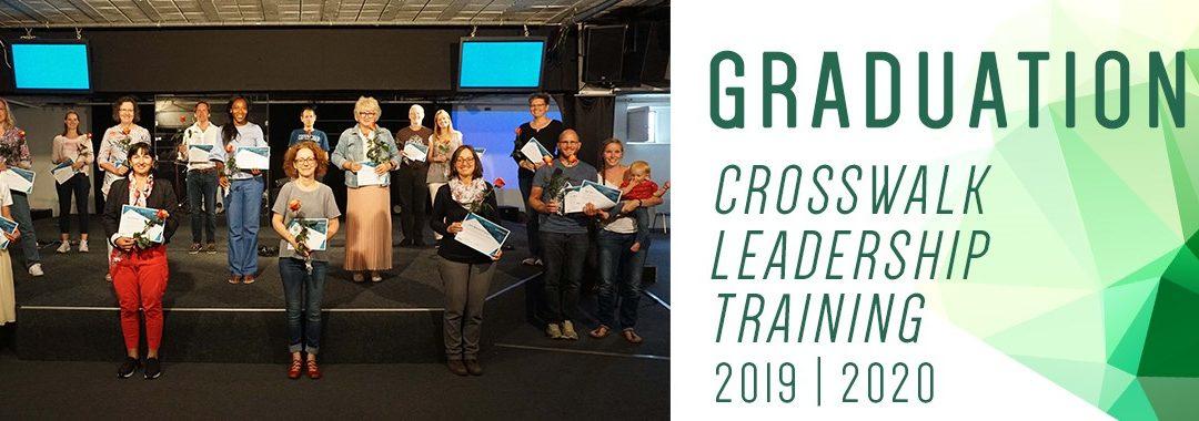 Graduation – CrossWalk Leadership Training 2019/2020